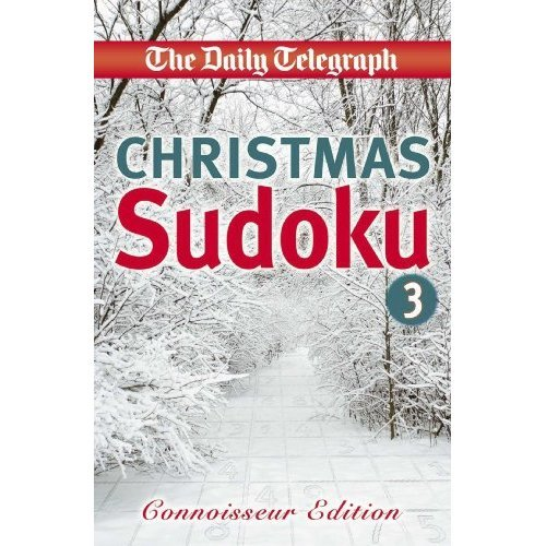 Daily Telegraph Christmas Sudoku 'Connoisseur Edition'