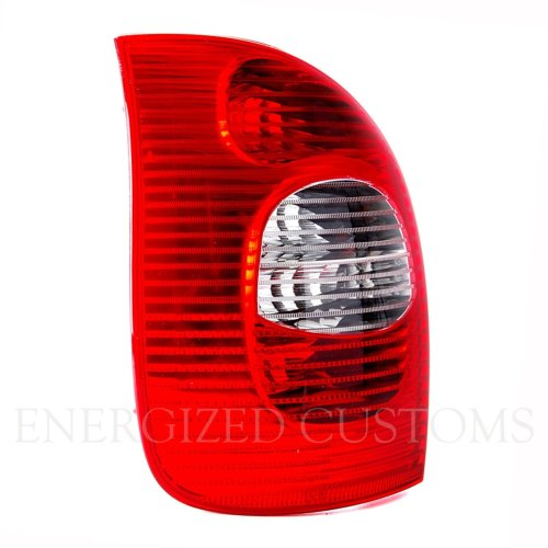 Citroen Xsara Picasso 9/2004-2010 Rear Tail Light Passenger Side N/s