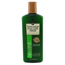 Thicker Fuller Hair Weightless Conditioner, 12 Ounce -- 6 per case.