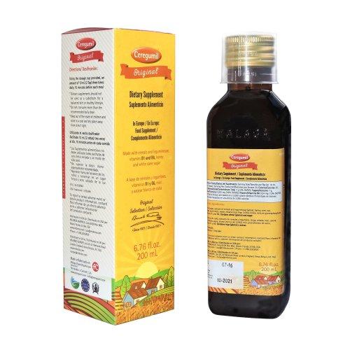 CEREGUMIL ORIGINAL Food Supplements - Appetite Stimulant for Weight Gain Mediterranean Diet Nutritional Supplements Vitamins Thiamine B1 Vitamin B6...