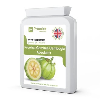 Prowise Pure Garcinia Cambogia Extract 60 Capsules 500mg UK Made