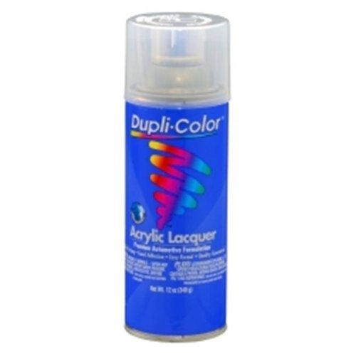 Krylon DAL1695 12 oz Dupli Color General Purpose Lacquer Paint, Clear Lacquer