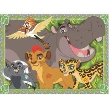Jumbo the Lion Guard Jigsaw Puzzle (100 Xl Pieces)
