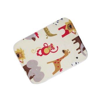 Cute Animal Print Baby Urine Pads Women's Menstrual Pad