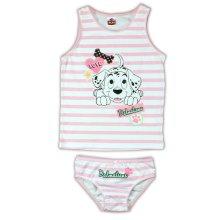 101 Dalmations Pants & Vest - Pink