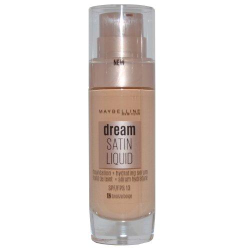 Maybelline Dream Satin Liquid Foundation Hydrating 30ml Bronze Beige #42