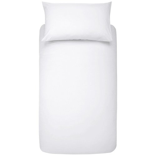Anti-Allergy Bed Set -Pillow protector, Mattress protector and Zipped Duvet protector, Single bed size