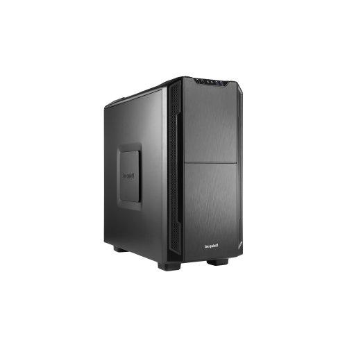 Be Quiet! Silent Base 600 Desktop Black Computer Case
