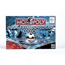 FIFA 2006 World Cup Edition Monopoly Family Board Game Brand New Sealed