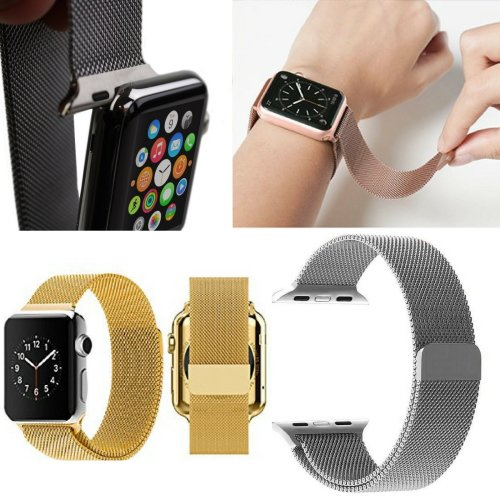 Apple Watch Milanese Loop Strap for iWatch 38/42mm