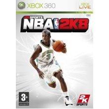 NBA 2K8 (Xbox 360)