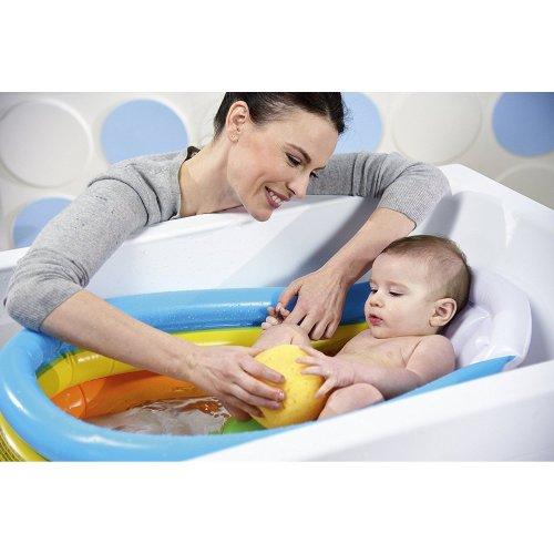 Bestway Squeaky Clean Inflatable Baby Bath