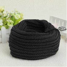 Korean Sweet Style Candy Color Knit Wool Wool Scarf Shawl Wrap Scarf Shawl Wrap
