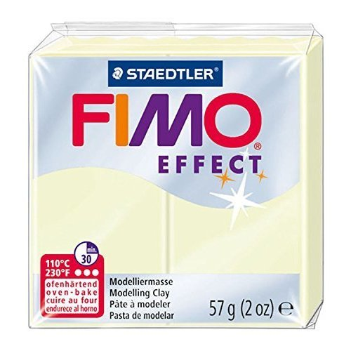 Staedtler - Fimo Soft 57g, Night Glow