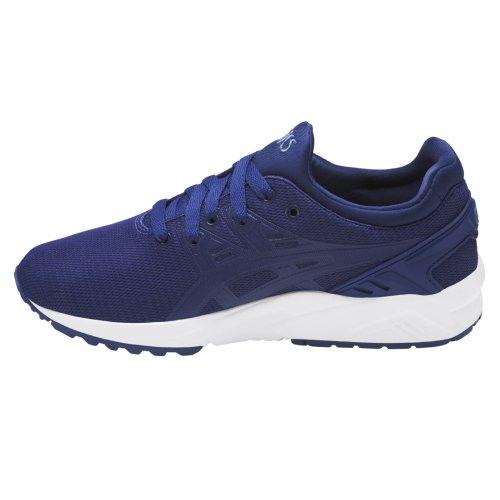 Asics Gel-Kayano Trainer Evo GS C7A0N-4949 Kids Navy Blue sneakers