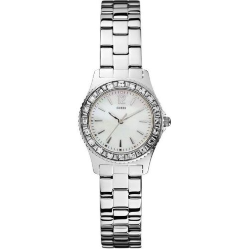 GUESS Stainless Steel Ladies Watch W0025L1