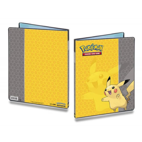 Pikachu, A4-9-Pocket Portfolio for Pokemon