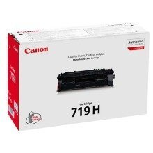 Canon Crg 719h Bk Cartridge 6400pages Black