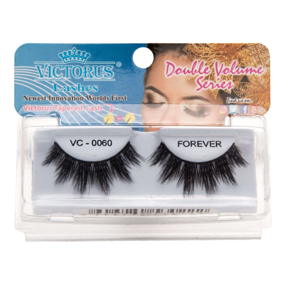 57f32d7f9eb Victorus Strip Lashes VC-0060 FOREVER False Lashes on OnBuy