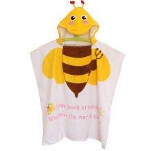 Cute Baby Towel/ Bath Towel/Baby-Washcloths/BABY bathrobe,Bee