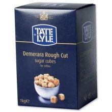 Tate & Lyle Rough Cut Demerara Sugar Cubes 1kg