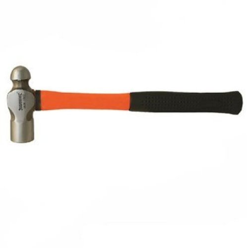 Silverline Fibreglass Ball Pein Hammer 16oz (454g) -  hammer silverline fibreglass ball pein 16oz 454g ha34