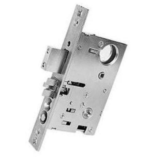 Baldwin 6375151RLS 2.5 in. Right Handed Lever Strength Entrance Emergency Egress Mortise Lock