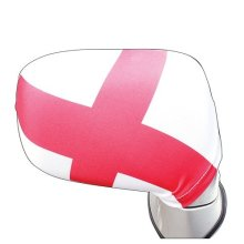 England Car Wing Mirror Covers - Flag 2 4 x St George Cross -  england flag wing mirror covers car 2 4 x st george cross