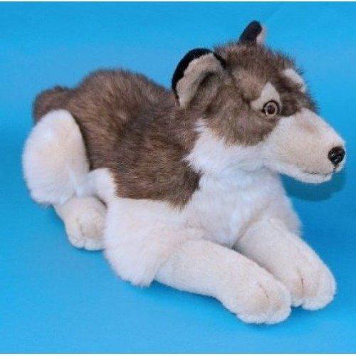 Dowman Wolf Soft Toy 41cm