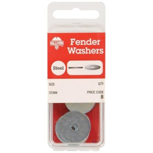 Hillman 6693 Fender Washer  8.87 in. - pack of 10