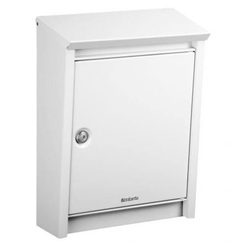 Brabantia B110 Post Box - White