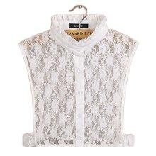 Simple Stylish Detachable Collar Fake Shirt Collar All-purpose Accessory for Women, K