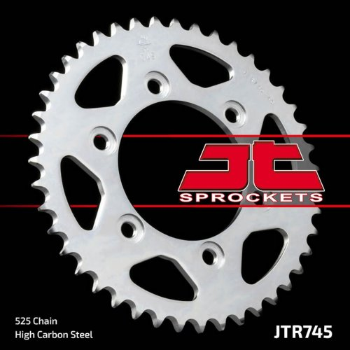 43 tooth JT rear sprocket Ducati ST2 ST3 ST4 Monster 795 S4 916 1000