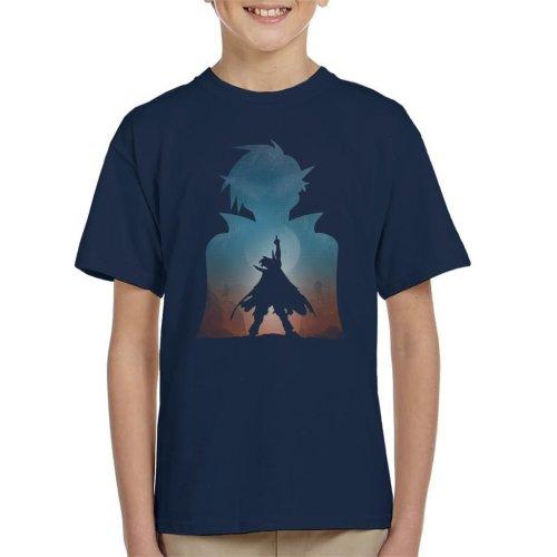 Team Gurren Lagann Kid's T-Shirt