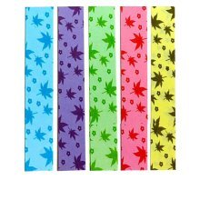 1040 Sheets Star Folding Papers 5 Colors - Maple Leaves