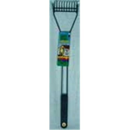 Four Paws Products Wire Rake For Grass - 18248