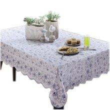 Vanilla Vines Rectangular Tablecloth (152*203cm)