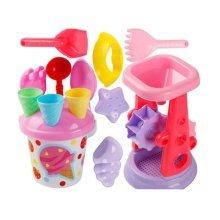 Children Beach Toys Play Sand Tools-14/Little Princess