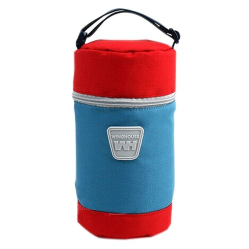 Hot Sale Practical Kids Polyster Bottle Tote Bag/Keep Warm (21*11*11CM)