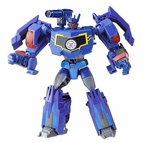 Transformers Combiner Force Warriors Class Soundwave Action Figure