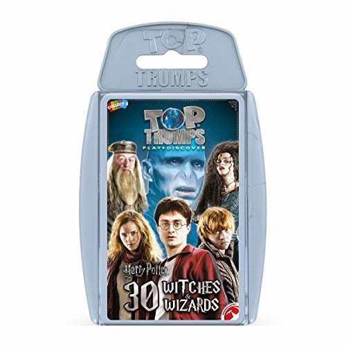 Top Trumps Harry Potter - 30 Witches and Wizards Card Game