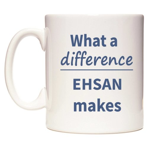What a difference EHSAN makes Mug