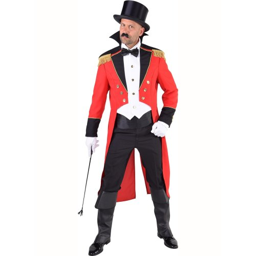 Gents Greatest Showman / Circus Ringmaster Costume