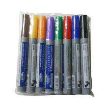Set of 8 Color Pen Colour Marker Fine Point  Mark Pen Color Set, Colorful NO.15