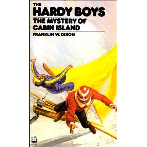 The Mystery of Cabin Island (The Hardy Boys)