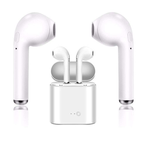 Wireless Bluetooth Headphones Air-pods  Twins I7X-2  TWS