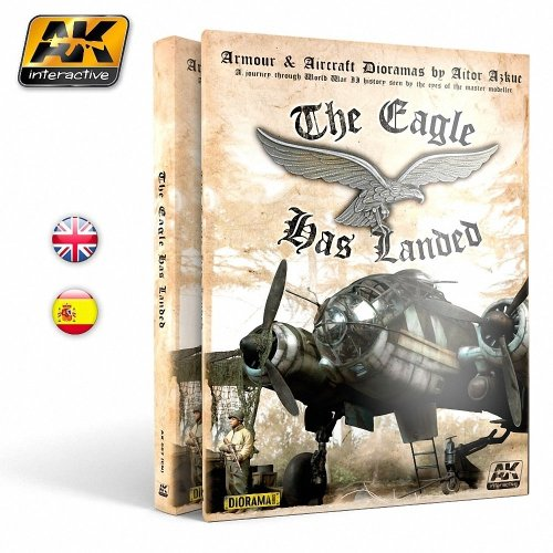 Akbook687 - Ak Interactive Book the Eagle Has Landed