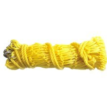 KM Elite Deluxe Haynet Small Holes - Large 40inch: Yellow