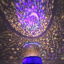 Cosmos Star Projector LED Starry Night Light