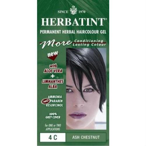 Herbatint Light Chestnut Ammonia Free Hair Colour 5n 150ml
